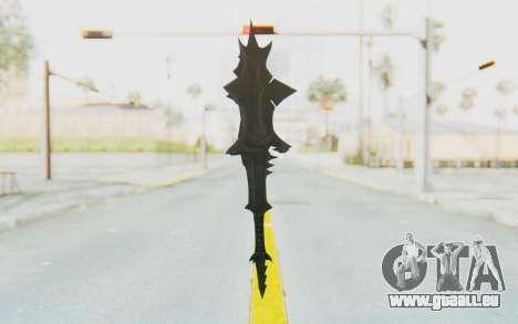 Mace of MolagBall pour GTA San Andreas deuxième écran