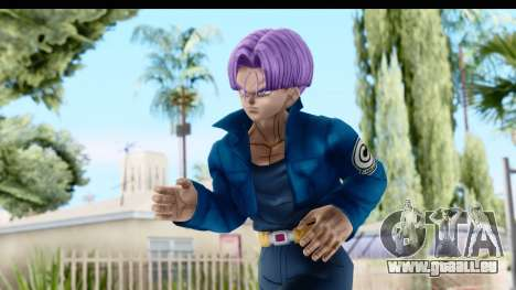 Dragon Ball Xenoverse Future Trunks SJ für GTA San Andreas