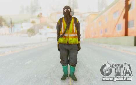 The Division Cleaners - Incinerator pour GTA San Andreas deuxième écran