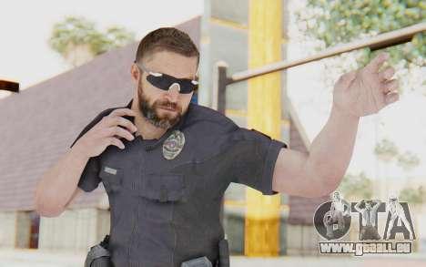 CoD BO2 LAPD v3 für GTA San Andreas