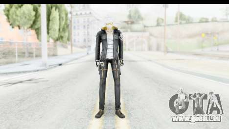 J Skin v1 pour GTA San Andreas deuxième écran