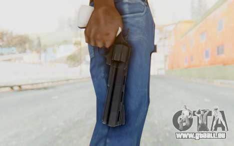 Revolver from TF2 pour GTA San Andreas troisième écran