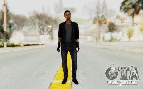 Payday 2 - Bodhi pour GTA San Andreas deuxième écran