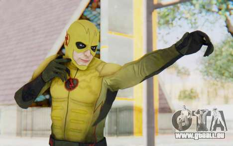 The Reverse Flash CW pour GTA San Andreas