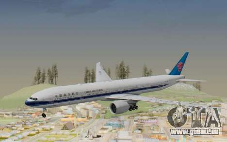 Boeing 777-300ER China Southern Airlines pour GTA San Andreas