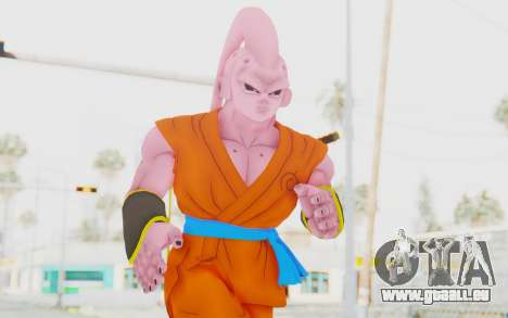 Dragon Ball Xenoverse Super Buu Goku FnF Absorbe für GTA San Andreas