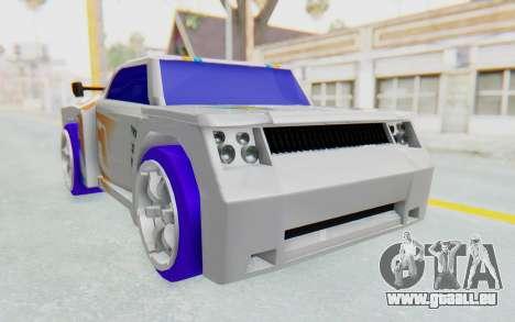Hot Wheels AcceleRacers 3 pour GTA San Andreas