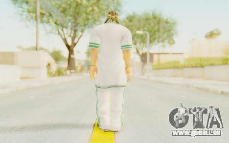 Def Jam Fight For New York - Sean Paul v2 für GTA San Andreas dritten Screenshot