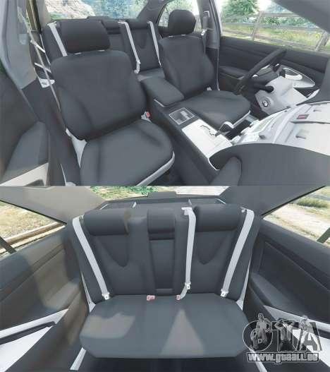 GTA 5 Toyota Camry V40 2008 [stock] Lenkrad
