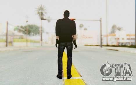 Payday 2 - Bodhi für GTA San Andreas dritten Screenshot