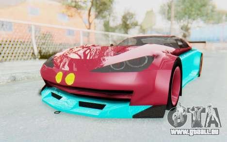 Bumblebee-R für GTA San Andreas