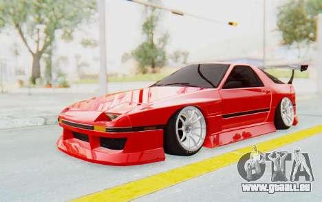 Mazda RX-7 FC3S BN Sport pour GTA San Andreas