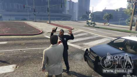 GTA 5 Executions vierten Screenshot