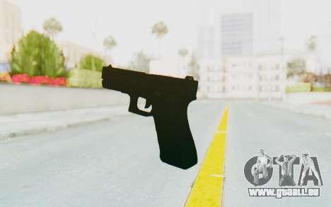 GTA 5 Hawk & Little Pistol .50 für GTA San Andreas dritten Screenshot