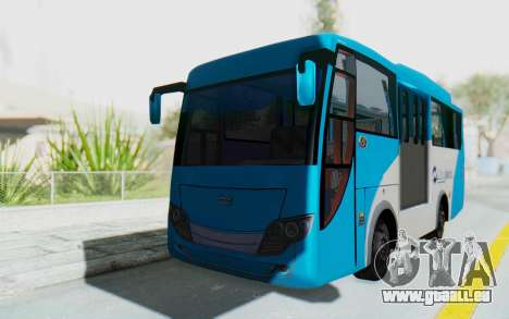 Hino Evo-C Transjakarta Feeder Bus für GTA San Andreas