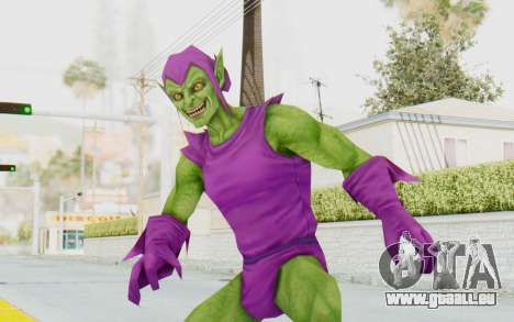 Marvel Future Fight - Green Goblin pour GTA San Andreas