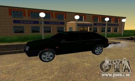 2109 v1.0 pour GTA San Andreas vue arrière