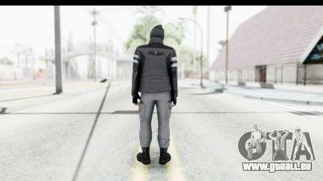 GTA Online Skin (Heists) pour GTA San Andreas troisième écran