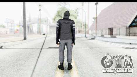GTA Online Skin (Heists) für GTA San Andreas dritten Screenshot