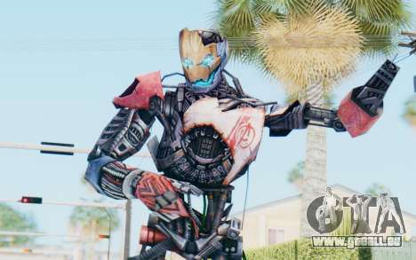 Marvel Future Fight - Ultron Mk1 pour GTA San Andreas