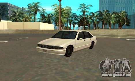 Caprice styled Premier für GTA San Andreas
