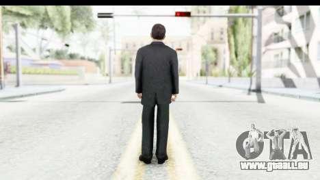 Mafia 2 - Henry Tomasino pour GTA San Andreas troisième écran