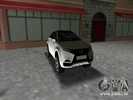 Lada X-Ray pour GTA Vice City