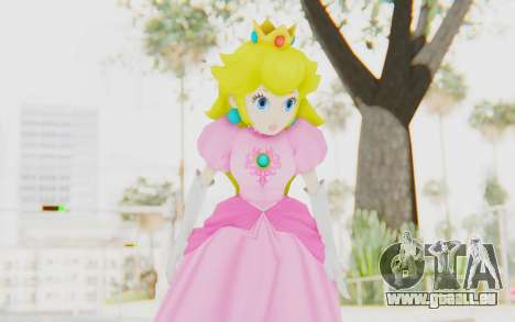 Princess Peach pour GTA San Andreas