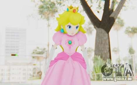 Princess Peach pour GTA San Andreas