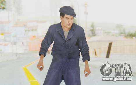 Mafia 2 - Joe Empire Arms Clothes pour GTA San Andreas