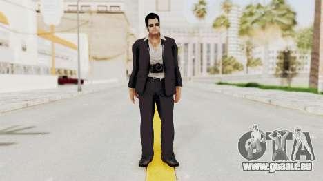 Dead Rising 2 Off The Record Frank West Glasses für GTA San Andreas zweiten Screenshot