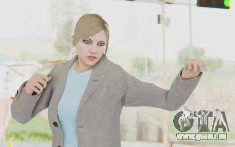 GTA Online Finance and Felony Skin 4 pour GTA San Andreas
