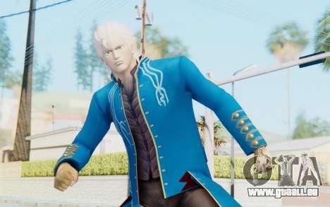 Ultimate Marvel Vs Capcom 3 Vergil pour GTA San Andreas