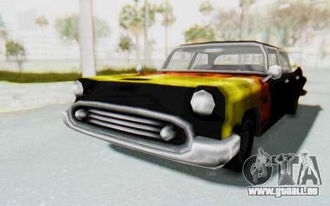 GTA VC Cuban Glendale pour GTA San Andreas vue de droite