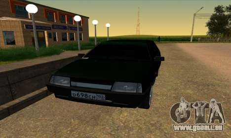 2109 v1.0 pour GTA San Andreas