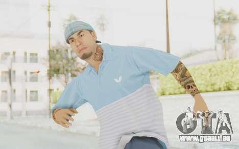 GTA 5 Aztecas Gang 2 für GTA San Andreas