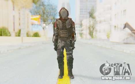 CoD AW Atlas Elite pour GTA San Andreas deuxième écran