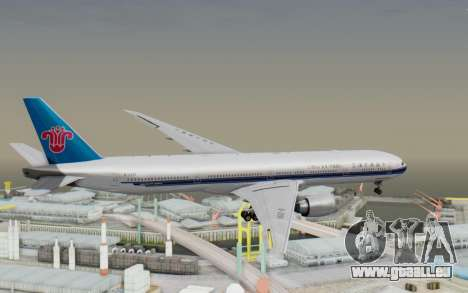 Boeing 777-300ER China Southern Airlines pour GTA San Andreas vue de droite
