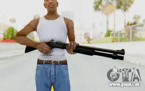 Remington 870 pour GTA San Andreas troisième écran