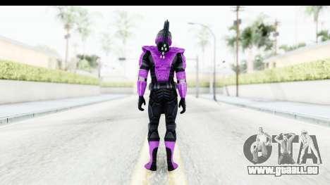 Cyber Rain MK3 pour GTA San Andreas troisième écran
