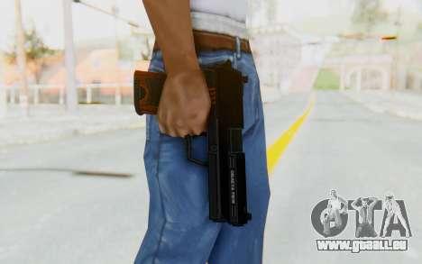 APB Reloaded - Obeya FBW pour GTA San Andreas troisième écran