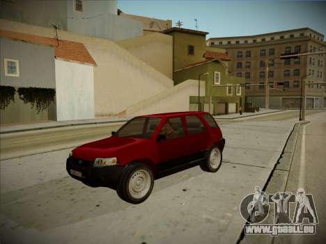 Ford Escape 2005 pour GTA San Andreas