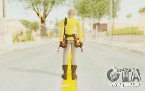 Final Fantasy XIII-2 - Hope Estheim für GTA San Andreas dritten Screenshot