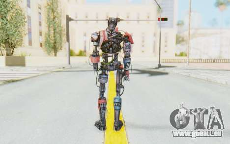 Marvel Future Fight - Ultron Mk1 für GTA San Andreas dritten Screenshot