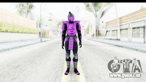 Cyber Rain MK3 pour GTA San Andreas deuxième écran