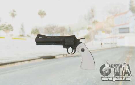 Revolver from TF2 für GTA San Andreas zweiten Screenshot