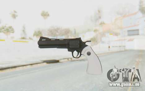 Revolver from TF2 pour GTA San Andreas deuxième écran