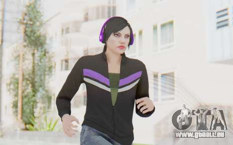 GTA Online Skin Female pour GTA San Andreas