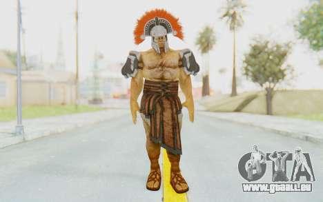 Hercules Skin v2 pour GTA San Andreas deuxième écran