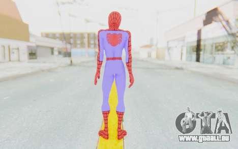 Ultimate Spider-Man - Spider-Man pour GTA San Andreas troisième écran